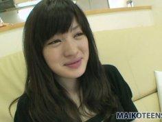 Aki Tajima gets home where the real adult fun starts