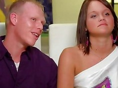Swinger couple share their experience in this XXX reality show