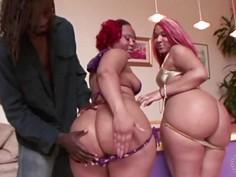 WCP CLUB Juicy Booty Bonus Scene