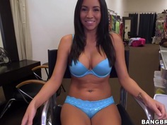 Quickie before camshow