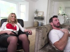 Rachael Cavalli Busty MILF Needs A Good Hard Pounding